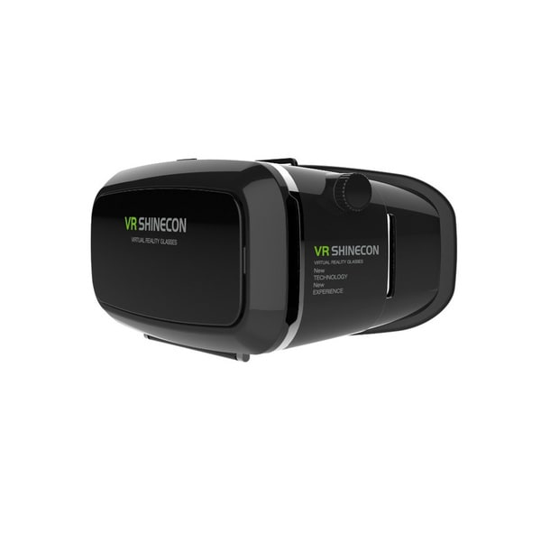 3D Virtual Reality VR Headset for 3D Movies and Games with Adjustable Strap 16805803