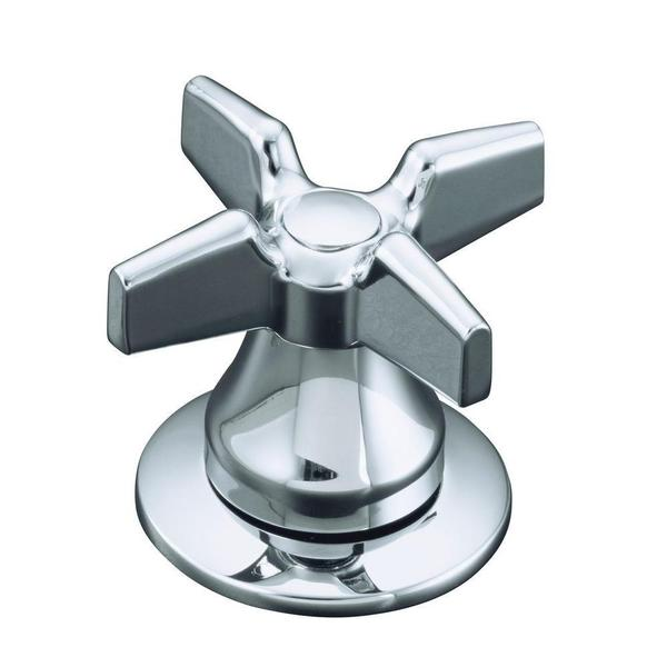 Kohler Triton Cross Handles in Polished Chrome (2-Pack)