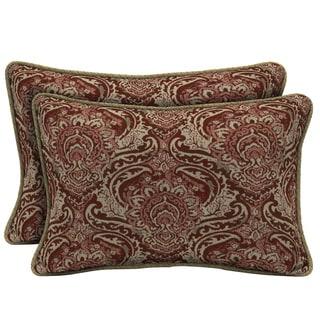 Bombay Outdoors Venice Reversible Lumbar Pillows (Set of 2)