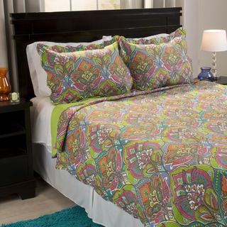 Windsor Home Leanna 3-piece Quilt Set