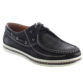 Alessio M810l Men's 2-eye Oxfords Shoes