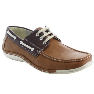 Alessio M847l Men's Lace Up Loafers