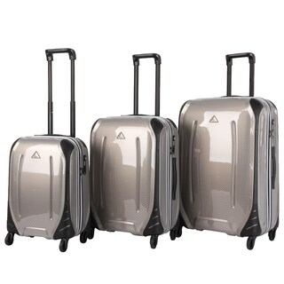 Triforce Empire Collection 3-piece Hardside Spinner Luggage Set