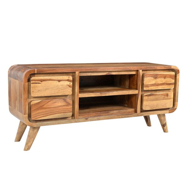 Oslo Solid Indian Rosewood Media Center (India)