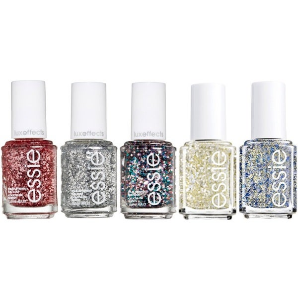 Essie Glitter Nail Polish (Set of 5)