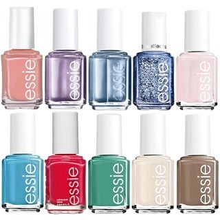 Essie 10-piece Nail Polish Set