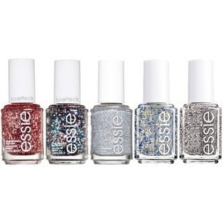 Essie Encrusted Treasures Glitter 5-piece Nail Polish Set