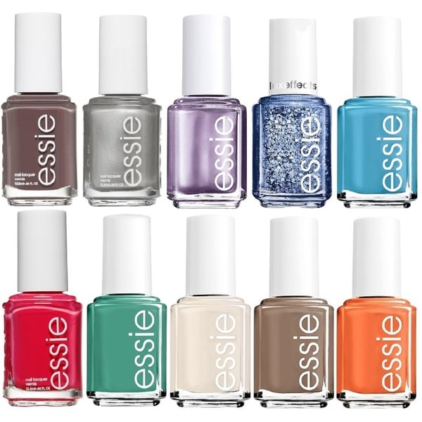 Essie Nail Polish (Set of 10)