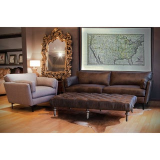 Piper Grand Leather Sofa