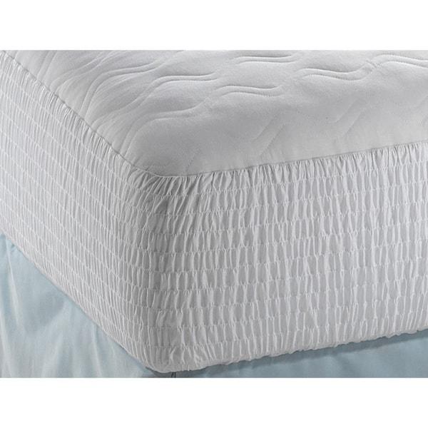 Beautyrest Cotton Top Mattress Pad (As Is Item)