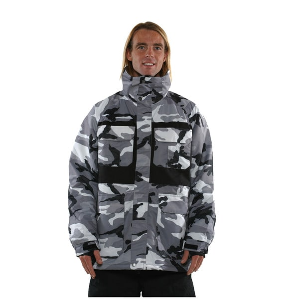 Pulse Men's Patrol Jacket