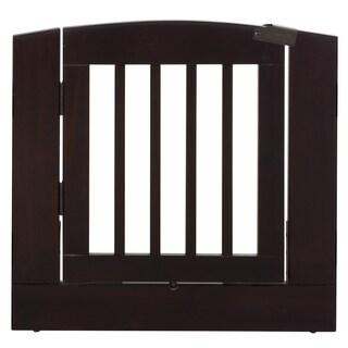 RuffLuv Individual Panel Pet Gate with Door