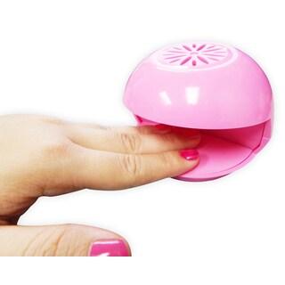 Pink Nail Dryer