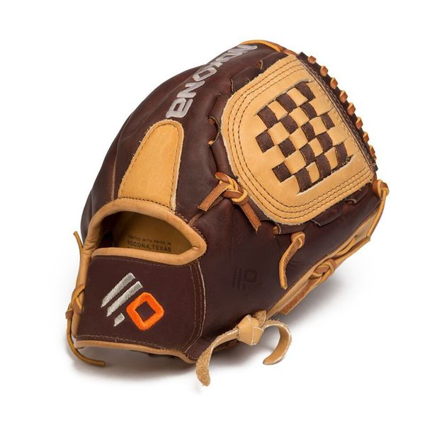 Nokona Alpha Select 10.5-Inch Leather Baseball Glove Closed Web