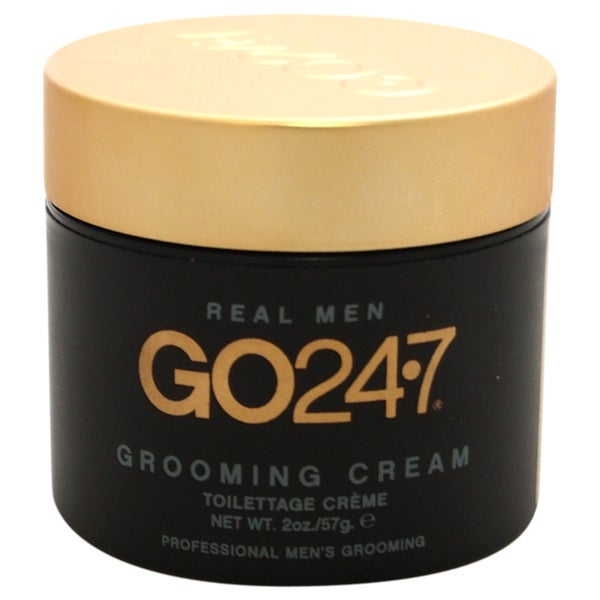 GO247 Men's Real Men 2-ounce Grooming Cream