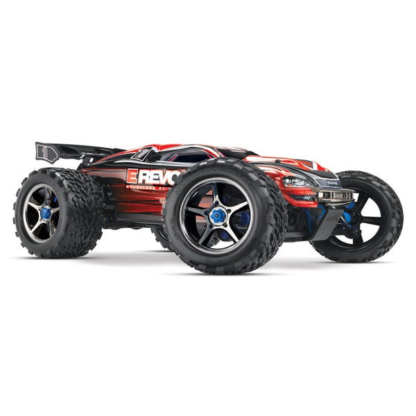 Traxxas E-Revo 0.1 4WD Brushless Monster Truck w/ TSM 56087-3