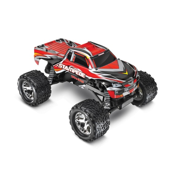 Traxxas Stampede 0.1 2WD Monster Truck 36054-1 - 17923706 ...