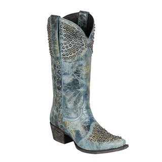 Lane Boots 'Rock On' Women's Leather Cowboy Boot