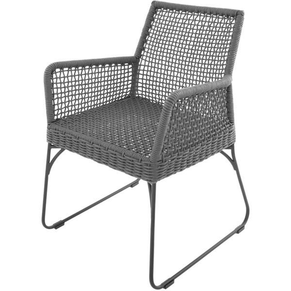 Keywest Industrial Chic Indoor/ Outdoor Arm Chair
