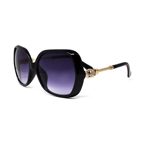Epic Eyewear Vintage-Inspired Square Fashion Sunglasses