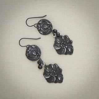 Noveau Floret Dangle Earrings