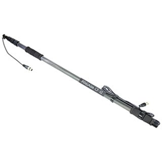 ProAim 12' Carbon Fiber Boom with 20' XLR Cable