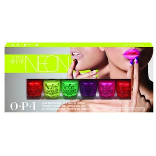 OPI Mini Neon Revolution Nail Lacquer Nail Polish