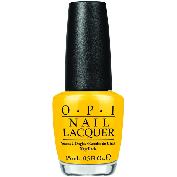OPI Peanuts Collection Good Grief Nail Polish