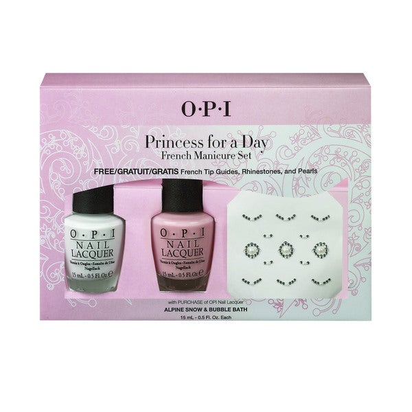OPI Princess for a Day Nail Polish