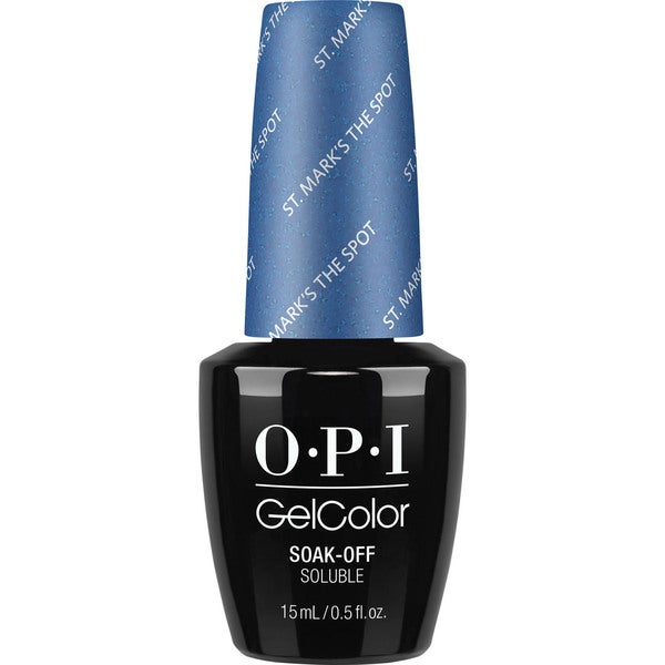 OPI GelColor St. Mark's The Spot Nail Polish