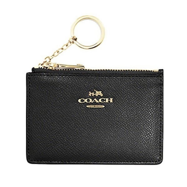 Coach Crossgrain Mini Skinny