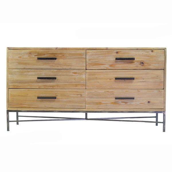 Angora Iron Base Dresser