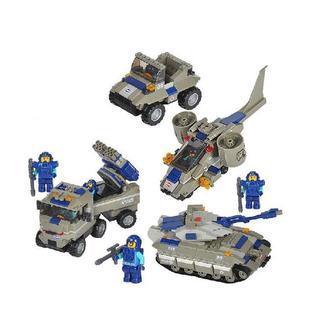 Sluban Interlocking Bricks Elite Force
