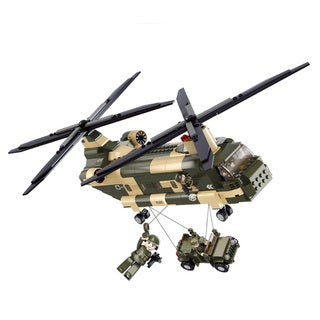 Sluban Transport Helicopter