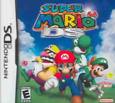 NinDS - Super Mario 64