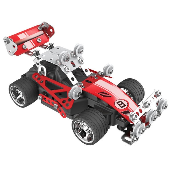Spin Master Meccano Autocross RC Model Set