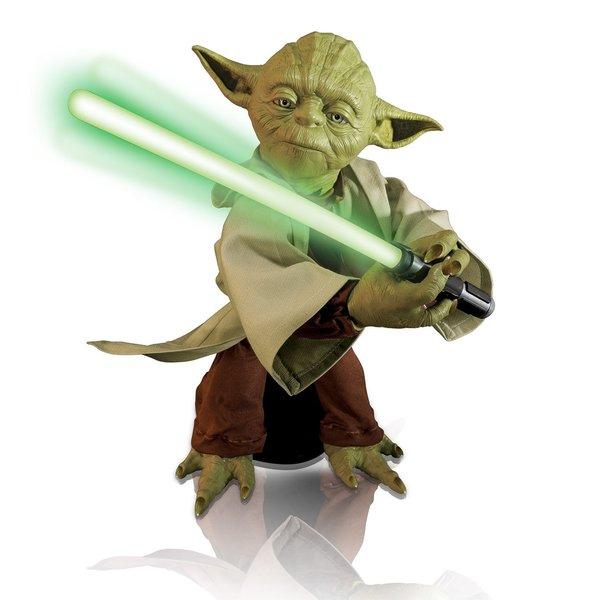Spin Master Star Wars Legendary Jedi Master Yoda
