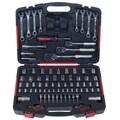 Stalwart 135-piece Mechanic Tools Socket Set