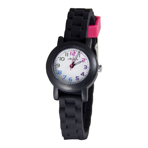American Design Machine Kids White Dial Multi-color Analog Watch