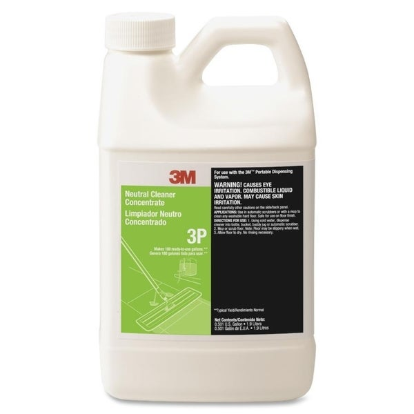 3M 3P Neutral Cleaner Concentrate - 1/EA