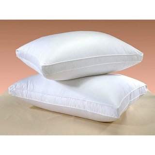 400 Thread Count Cotton Down Alternative Hypoallergenic Pillows (Set of 2)