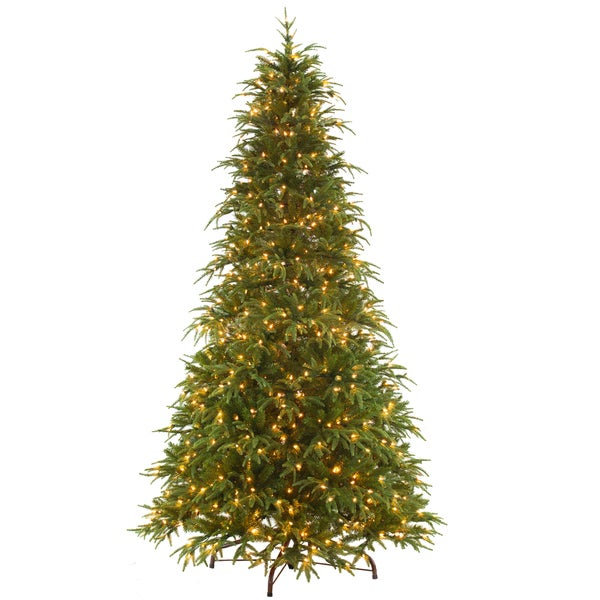 9 ft. PowerConnect Northern Frasier Tree with Clear Lights
