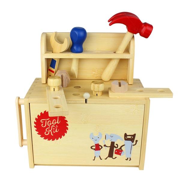 Diggin Active Bamboo Tool Kit Box Set