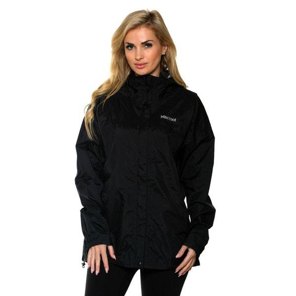 Marmot Women's Black PreCip Jacket