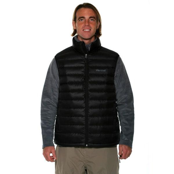 Marmot Men's Black Zeus Vest