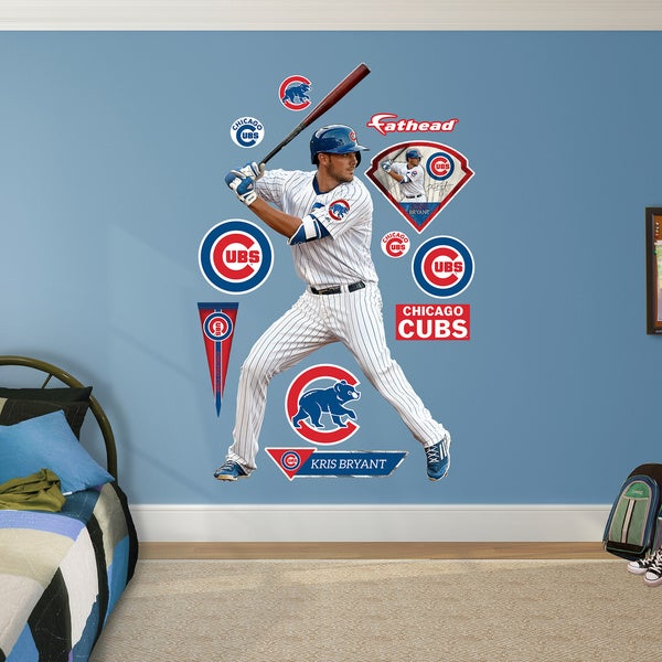 Fathead Kris Bryant Wall Decal
