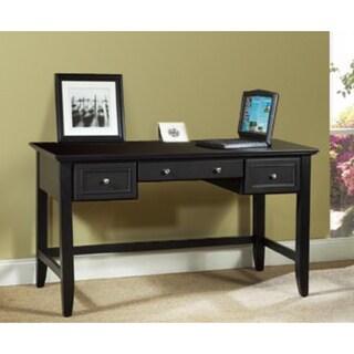 Bedford Black Executive Desk