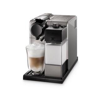 De'Longhi EN550S Silver Lattissima Touch Nespresso Single Serve Espresso Maker