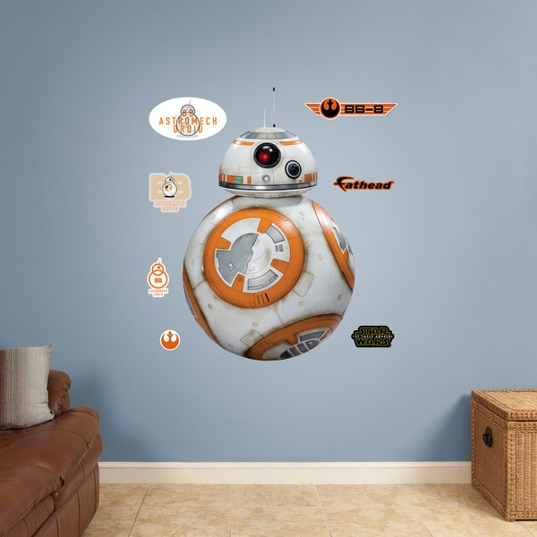 Fathead Star Wars BB-8 Wall Decals