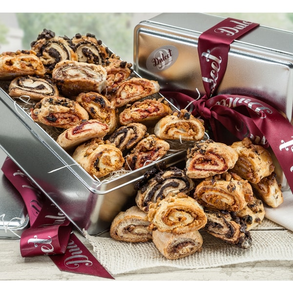 Pastry Rugelach Assorted Gift Tin